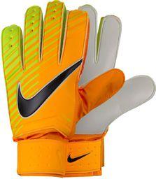 Nike Rękawice bramkarskie GK Match pomarańczowe r. 9 (GS0344 845)