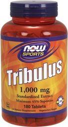 NOW Foods Tribulus 1000mg - 180 tabletek