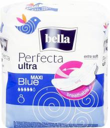 Bella Perfecta Ultra Maxi Blue Podpaski 8szt