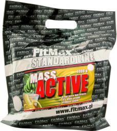 FitMax Mass Active Banan 1kg