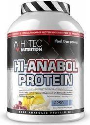 Hi-tec Anabol Protein wiśnia banan 2.25kg