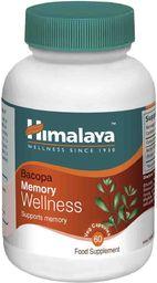 Himalaya BACOPA MEMORY WELLNESS 60KAPS 121380 - 8901138831493