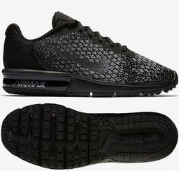 7ffbfee5 Nike Buty damskie Air Max Sequent 2 czarne r. 40 1/2 (852465 010) w ...