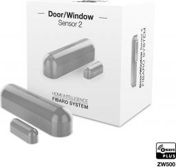 Fibaro Czujnik otwarcia drzwi/okna Sensor 2 (FGDW-002-4)