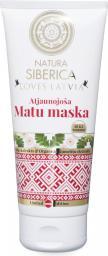 Natura Siberica Loves Latvia Odbudowująca Maska do włosów farbowanych 200ml
