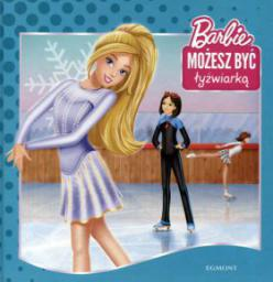 Barbie Możesz być łyżwiarką