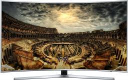 Telewizor Samsung HG65EE890WBXEN 4K, Smart TV, tuner SAT, HBB TV, curved, hotelowy - Samsung Lynk