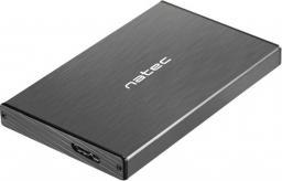 """Kieszeń Natec RHINO GO SATA 2.5"""" USB 3.0 CZARNA (NKZ-0941)"""