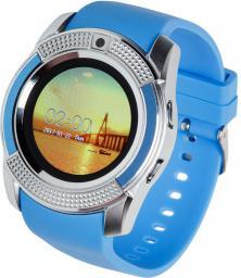 Smartwatch Garett Electronics G11 Niebieski  (G11 niebiesko/srebrny)