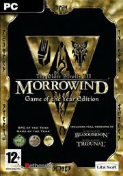 The Elder Scrolls III: Morrowind - Game Of The Year Edition, ESD