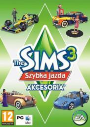 The Sims 3: Szybka jazda - akcesoria, ESD