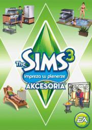 The Sims 3: Impreza w plenerze - akcesoria, ESD