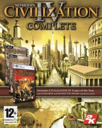 Sid Meier's Civilization IV - The Complete Edition, ESD