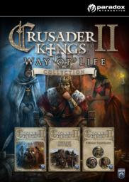Crusader Kings II - Way of Life Collection, ESD
