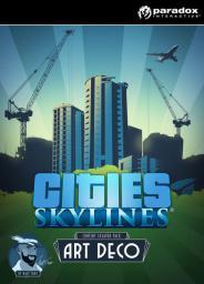 Cities Skylines - Content Creator Pack: Art Deco PC, wersja cyfrowa