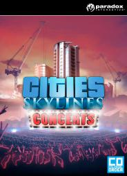 Cities: Skylines - Concerts, ESD