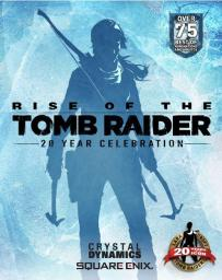Rise of the Tomb Raider - 20th Anniversary Edition, ESD