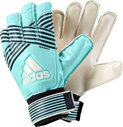 Adidas Rękawice bramkarskie ACE Training niebieskie r. 8 (BQ4588)