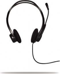 Słuchawki z mikrofonem Logitech PC Headset 960 OEM (981-000100)