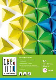 Blok biurowy TOP-2000 Papier kolorowy, A5, 10K (400079855)