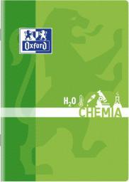 Oxford Zeszyt A5 60K Oxford Chemia, Kratka (400092590)