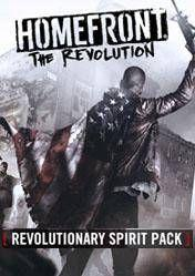 Homefront: The Revolution - Revolutionary Spirit Pack, ESD