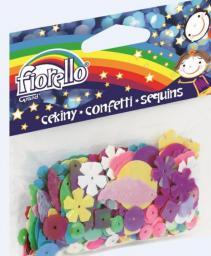 Fiorello Confetti cekiny mix (213055)