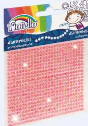 Fiorello Naklejki dekoracyjne kryształki GR-DS04 (256934)