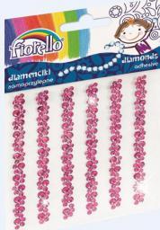 Fiorello Naklejki dekoracyjne kryształki GR-DS05 (256940)