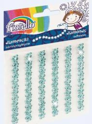 Fiorello Naklejki dekoracyjne kryształki GR-DS06 (256943)
