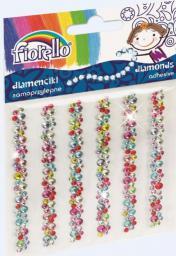 Fiorello Naklejki dekoracyjne kryształki GR-DS08 (256948)