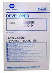 Konica Minolta Developer DV-511 do bizhub 360/361/420/421/ 500/501 (024G)