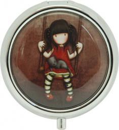 SANTORO Blansze Pudełko na pigułki Ruby (253566)
