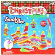 Mega Creative Zestaw kreatywny Piasek Boże Narodzenie (WIKR-1061825)