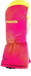 REUSCH Rękawice dziecięce Maxi R-Tex XT Mitten różowo-żółte r. 3 (45/85/515/328/3)