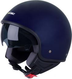 W-TEC Kask motocyklwoy otwarty na skuter W-TEC FS-710 Kolor Ciemnoniebieski, Rozmiar S(55-56) - 15314-S-1