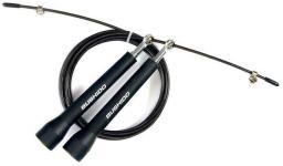 DBX BUSHIDO Skakanka Crossfit  Z Łożyskami - Linka 3m - Dbx Cross czarna