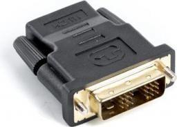 Adapter AV Lanberg HDMI Female -> DVI-D Male (AD-0013-BK)