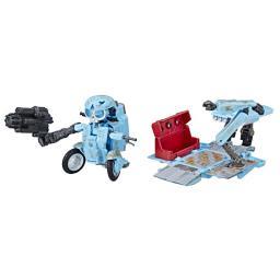 Hasbro Transformers MV5 Ostatni Rycerz Premier Deluxe Autobot Sqweeks (C0887)
