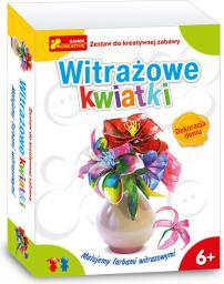 Ranok Witrażowe kwiatki (257206)