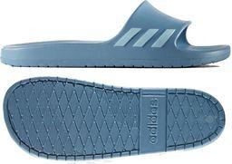 Adidas Klapki damskie Aqualette  niebieskie r. 40.5 (CG3054)