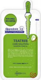MEDIHEAL Teatree Care Solution Essential Mask EX esencjonalna maska kojąca do twarzy 24ml