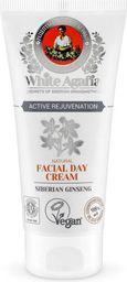 Babuszka Agafia White Agafia Nettle Natural Facial Day Cream naturalny krem do twarzy na dzień 50ml