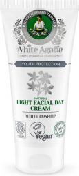Babuszka Agafia White Agafia Natural Light Facial Day Cream naturalny lekki krem do twarzy na dzień 50ml