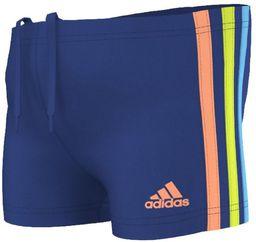 Adidas Kąpielówki 3S Inf Boxer Niebieski r. 98 (S17917)