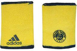 Adidas Opaska tenisowa na nadgarstek żółta (Z27394)