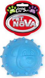 PET NOVA TPR Snackball Blue 6.5cm