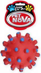 PET NOVA VIN Dentball Red L 11cm