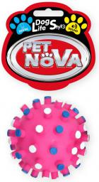 PET NOVA Vin Dentball Pink S 7cm