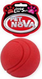 PET NOVA TPR Ball Red 5cm